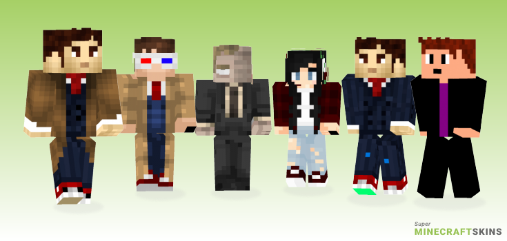 10th Minecraft Skins - Best Free Minecraft skins for Girls and Boys