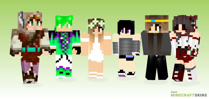 Angel Minecraft Skins - Best Free Minecraft skins for Girls and Boys