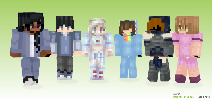 Anyone Minecraft Skins - Best Free Minecraft skins for Girls and Boys