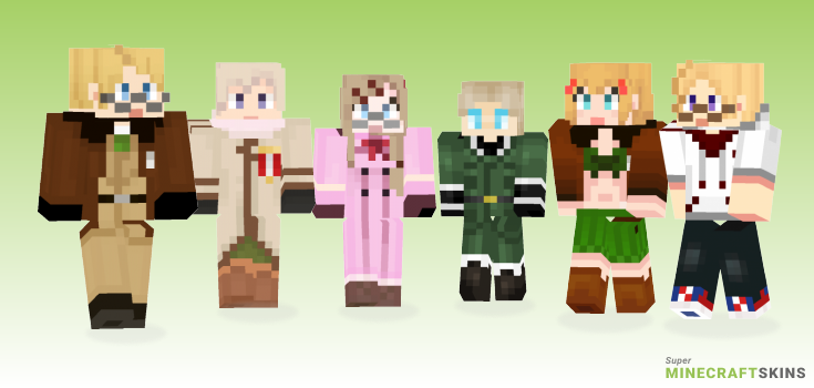 Aph Minecraft Skins - Best Free Minecraft skins for Girls and Boys