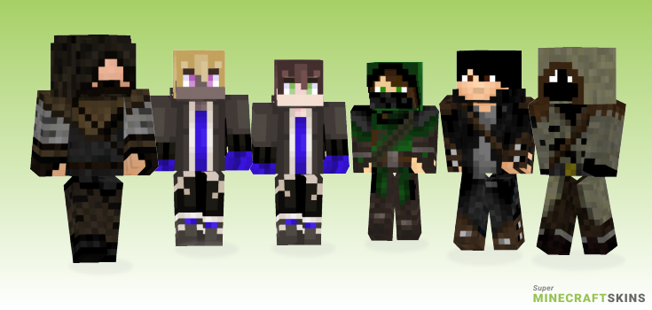 Archer Minecraft Skins - Best Free Minecraft skins for Girls and Boys