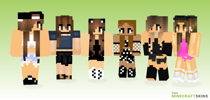 Ariana Minecraft Skins - Best Free Minecraft skins for Girls and Boys