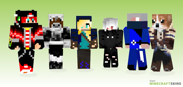 Assasin Minecraft Skins - Best Free Minecraft skins for Girls and Boys