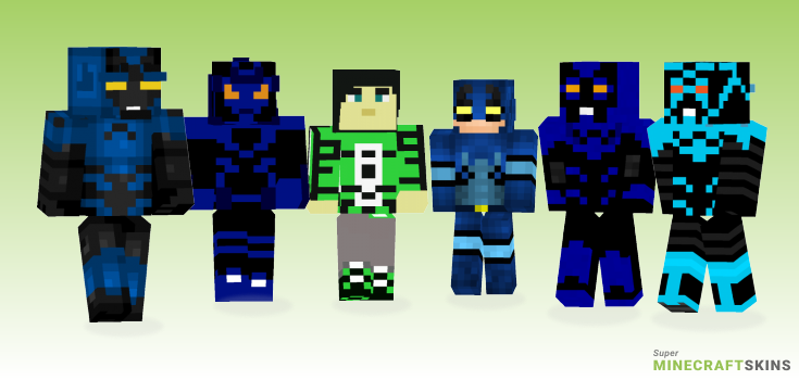 Beetle Minecraft Skins - Best Free Minecraft skins for Girls and Boys