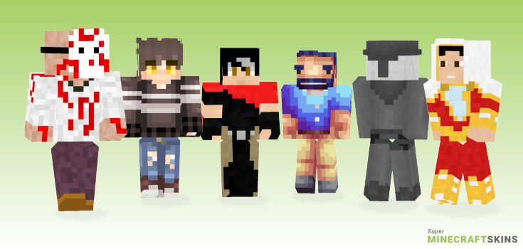 Billy Minecraft Skins - Best Free Minecraft skins for Girls and Boys
