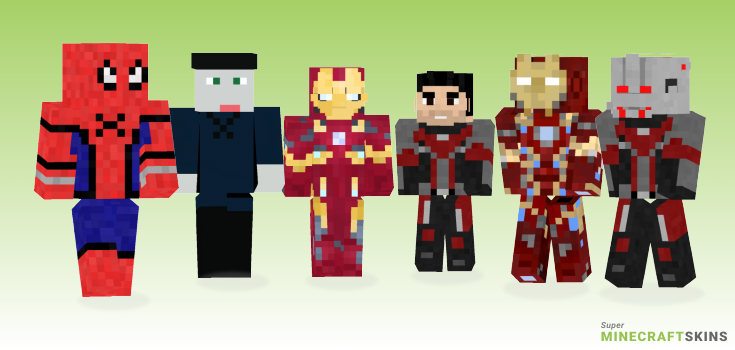 Civil Minecraft Skins - Best Free Minecraft skins for Girls and Boys