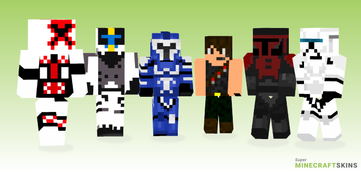 Commando Minecraft Skins - Best Free Minecraft skins for Girls and Boys