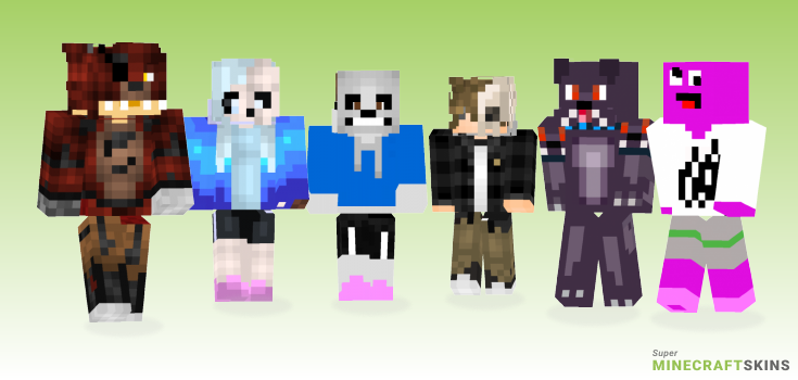 Costume Minecraft Skins - Best Free Minecraft skins for Girls and Boys