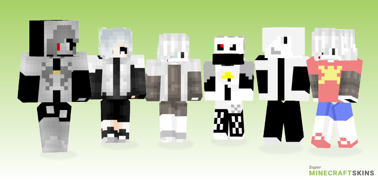 Cross Minecraft Skins - Best Free Minecraft skins for Girls and Boys