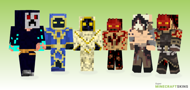 Cultist Minecraft Skins - Best Free Minecraft skins for Girls and Boys