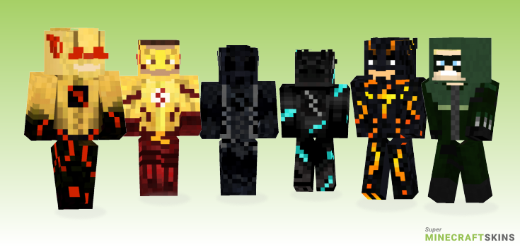 Cws Minecraft Skins - Best Free Minecraft skins for Girls and Boys
