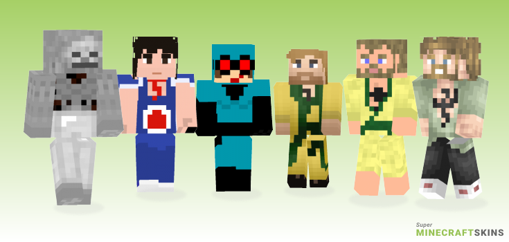 Danny Minecraft Skins - Best Free Minecraft skins for Girls and Boys