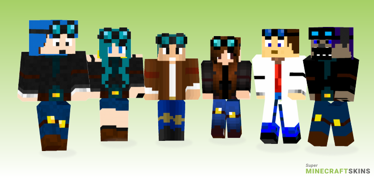 Dantdm Minecraft Skins - Best Free Minecraft skins for Girls and Boys