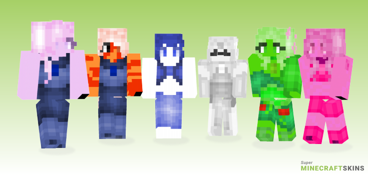 Dod Minecraft Skins - Best Free Minecraft skins for Girls and Boys