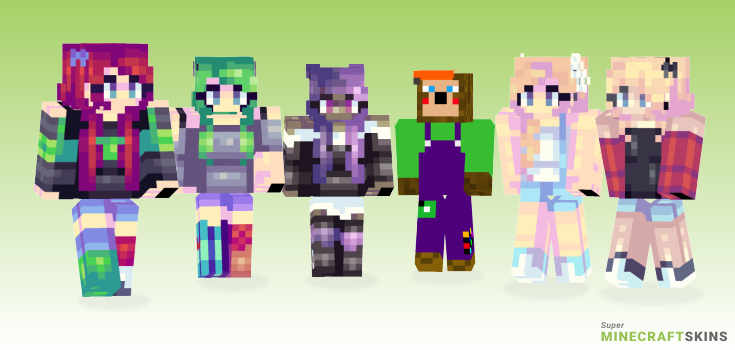 Dook Minecraft Skins - Best Free Minecraft skins for Girls and Boys