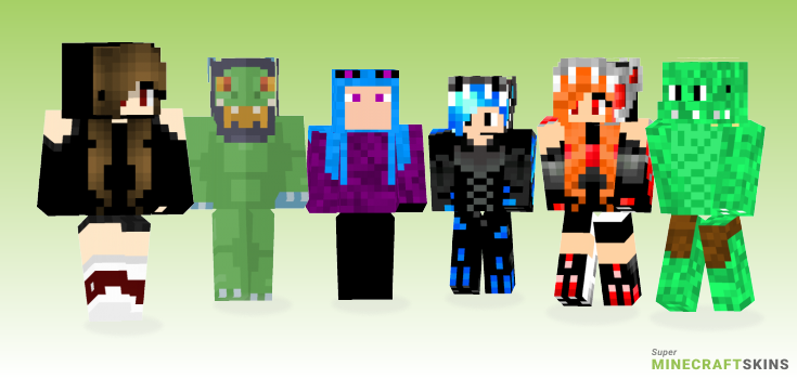 Dragon Minecraft Skins - Best Free Minecraft skins for Girls and Boys