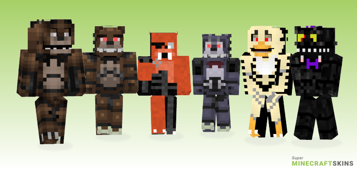 Drawkill Minecraft Skins - Best Free Minecraft skins for Girls and Boys