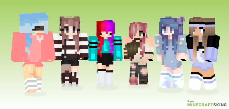 Dreams Minecraft Skins - Best Free Minecraft skins for Girls and Boys