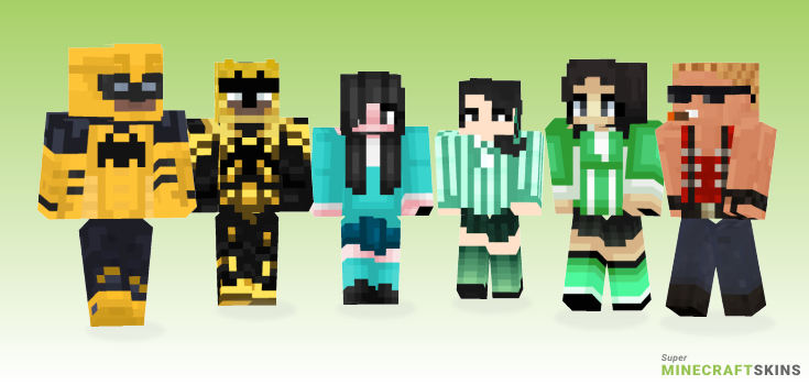 Duke Minecraft Skins - Best Free Minecraft skins for Girls and Boys