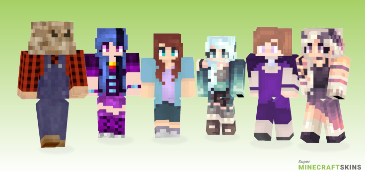 Dusk Minecraft Skins - Best Free Minecraft skins for Girls and Boys