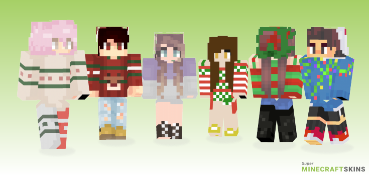 Early Minecraft Skins - Best Free Minecraft skins for Girls and Boys