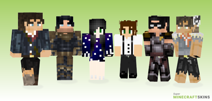 Elysium Minecraft Skins - Best Free Minecraft skins for Girls and Boys