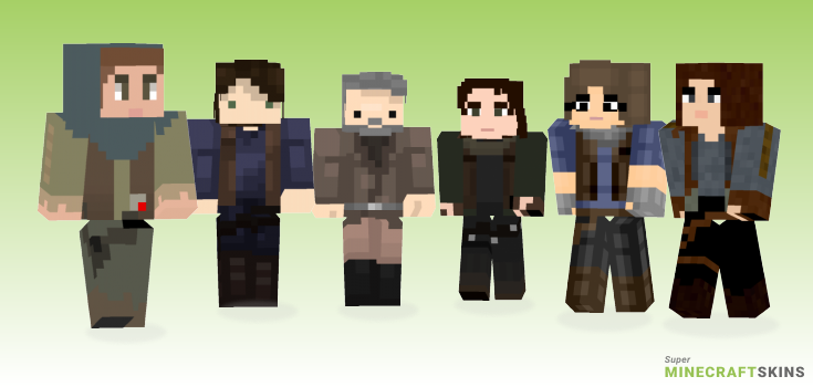 Erso Minecraft Skins - Best Free Minecraft skins for Girls and Boys