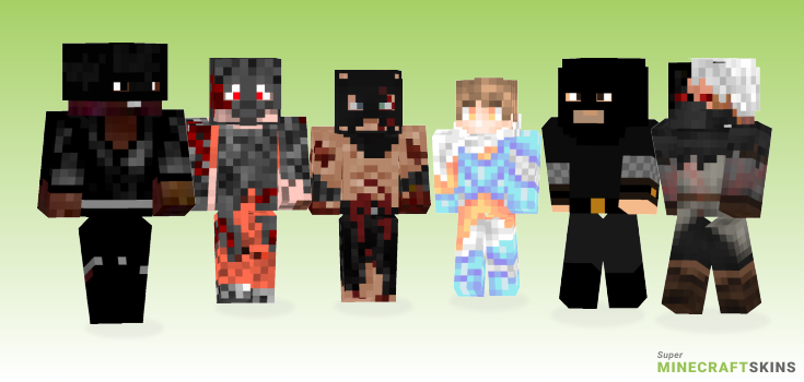 Executioner Minecraft Skins - Best Free Minecraft skins for Girls and Boys