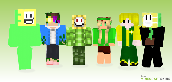 Flowey Minecraft Skins - Best Free Minecraft skins for Girls and Boys