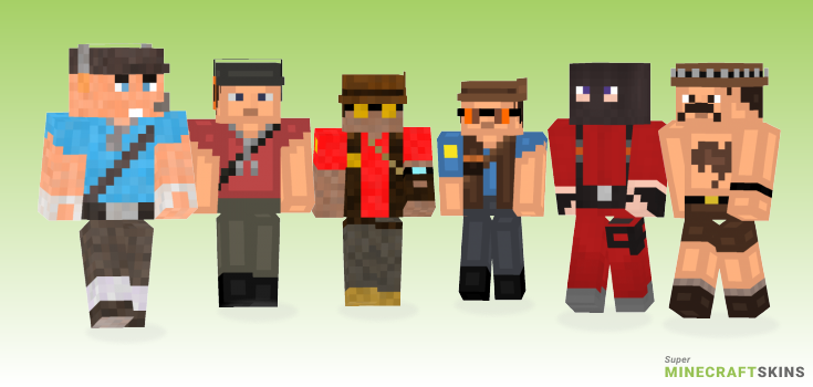 Fortress Minecraft Skins - Best Free Minecraft skins for Girls and Boys