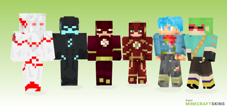 Future Minecraft Skins - Best Free Minecraft skins for Girls and Boys