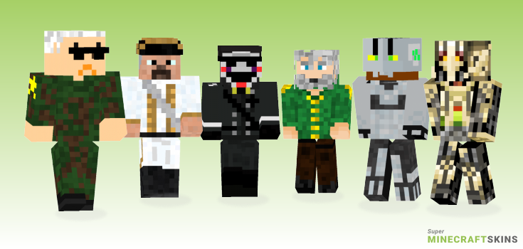 General Minecraft Skins - Best Free Minecraft skins for Girls and Boys