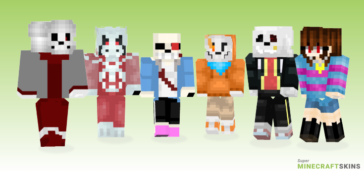 Genocide Minecraft Skins - Best Free Minecraft skins for Girls and Boys