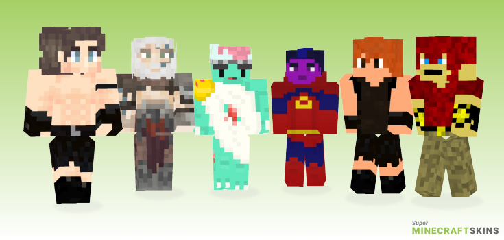 Gladiator Minecraft Skins - Best Free Minecraft skins for Girls and Boys