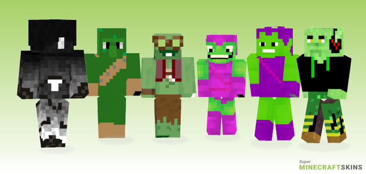 Goblin Minecraft Skins - Best Free Minecraft skins for Girls and Boys