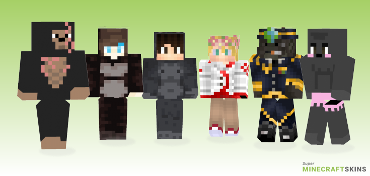 Harambe Minecraft Skins - Best Free Minecraft skins for Girls and Boys