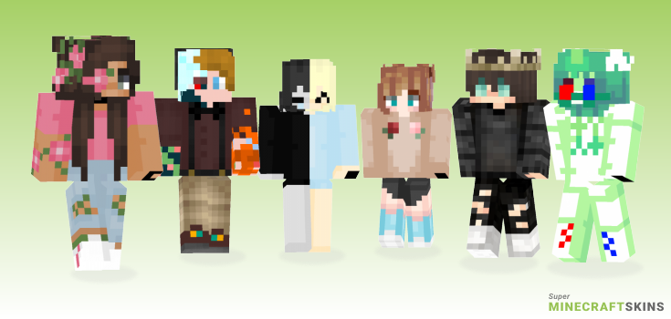 Him Minecraft Skins - Best Free Minecraft skins for Girls and Boys