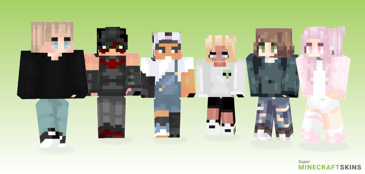 Ideas Minecraft Skins - Best Free Minecraft skins for Girls and Boys