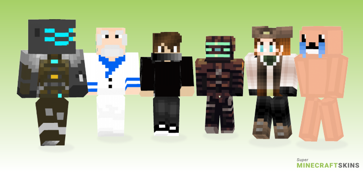 Isaac Minecraft Skins - Best Free Minecraft skins for Girls and Boys