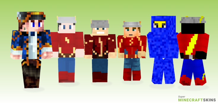 Jay Minecraft Skins - Best Free Minecraft skins for Girls and Boys
