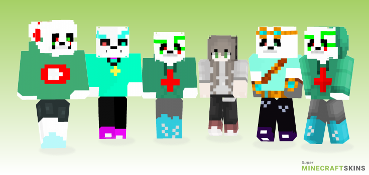 Juke Minecraft Skins - Best Free Minecraft skins for Girls and Boys