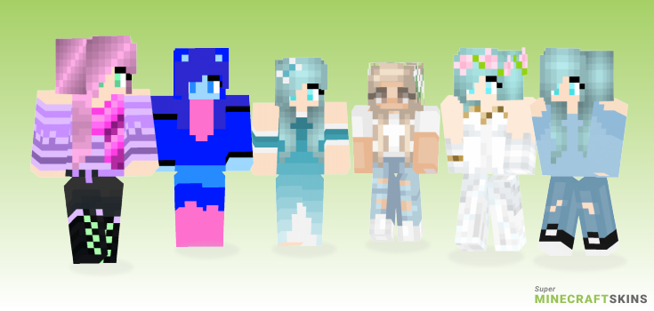 Katelyn Minecraft Skins - Best Free Minecraft skins for Girls and Boys