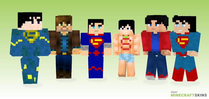 Kent Minecraft Skins - Best Free Minecraft skins for Girls and Boys