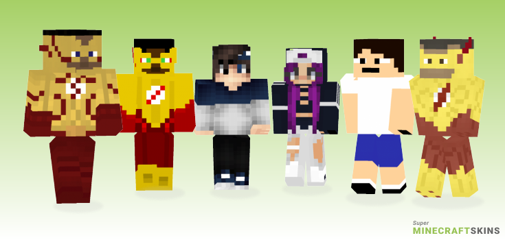 Kid Minecraft Skins - Best Free Minecraft skins for Girls and Boys