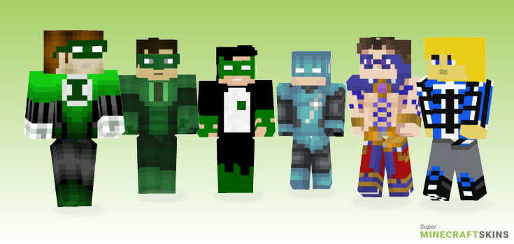 Lantern Minecraft Skins - Best Free Minecraft skins for Girls and Boys
