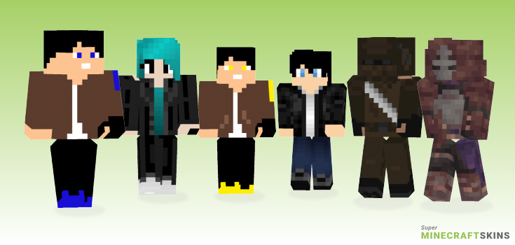 Lear Minecraft Skins - Best Free Minecraft skins for Girls and Boys
