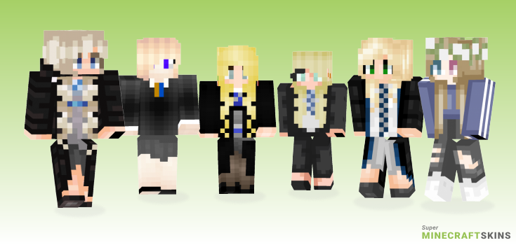 Lovegood Minecraft Skins - Best Free Minecraft skins for Girls and Boys