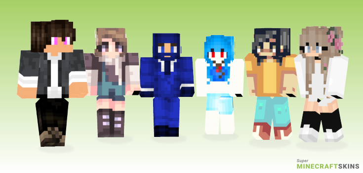 Mors Minecraft Skins - Best Free Minecraft skins for Girls and Boys