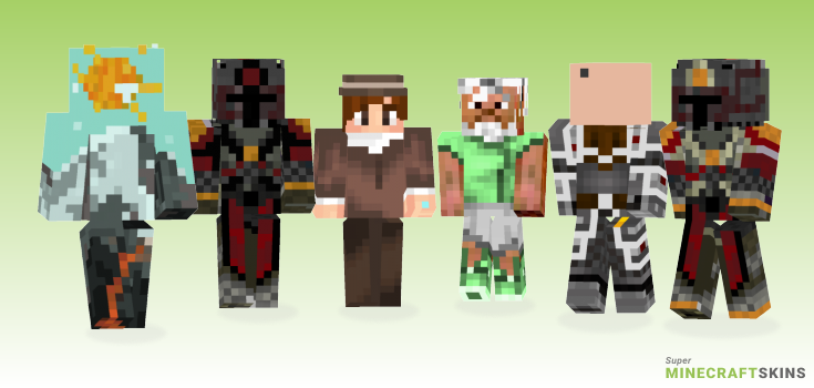 Mountain Minecraft Skins - Best Free Minecraft skins for Girls and Boys