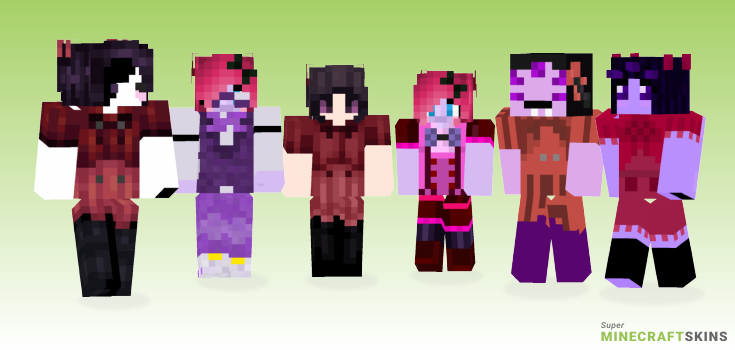 Muffet Minecraft Skins - Best Free Minecraft skins for Girls and Boys